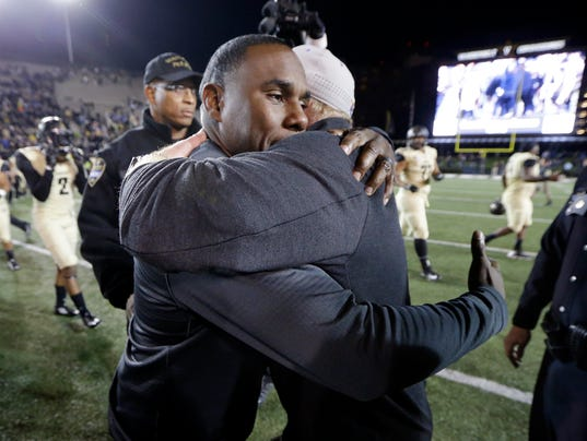 Derek Mason, Mark Stoops