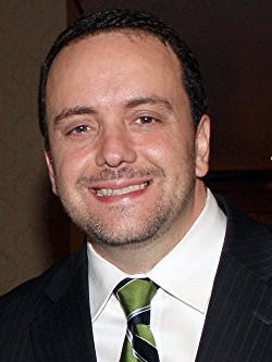 Tony Sinanis will become superintendent of the Hastings-on-Hudson school district July 1.