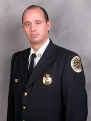 Metro Nashville Police Capt. Harmon Hunsicker