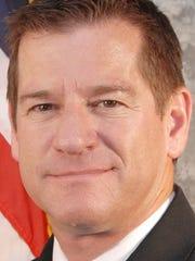 Ventura County Fire Chief Mark Lorenzen