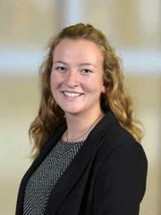 Claire Stocum, 19, of Binghamton, is a marketing and management major at Syracuse University.