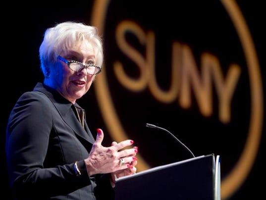 Chancellor Nancy Zimpher Keynote Address - YouTube