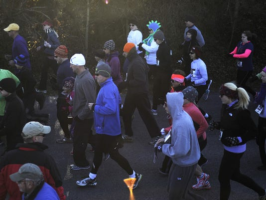 STA 1129 turkey trot