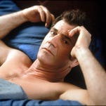 """Actor and director Mel Gibson in a scene from the motion picture """"What Women Want."""""""