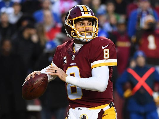USP NFL: NEW YORK GIANTS AT WASHINGTON REDSKINS S FBN USA MD