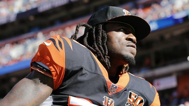 Cornerback Adam Jones is still waiting on a job for 2018. Is a return to Cincinnati possible?