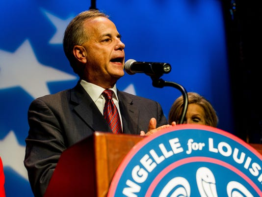 Scott Angelle Louisiana Governor