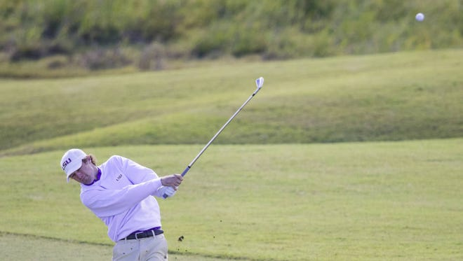 LSU golfer Nathan Jeansonne won a U.S. Amateur qualifier in Mississippi on Tuesday.