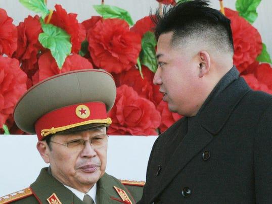NK Kim's Uncle