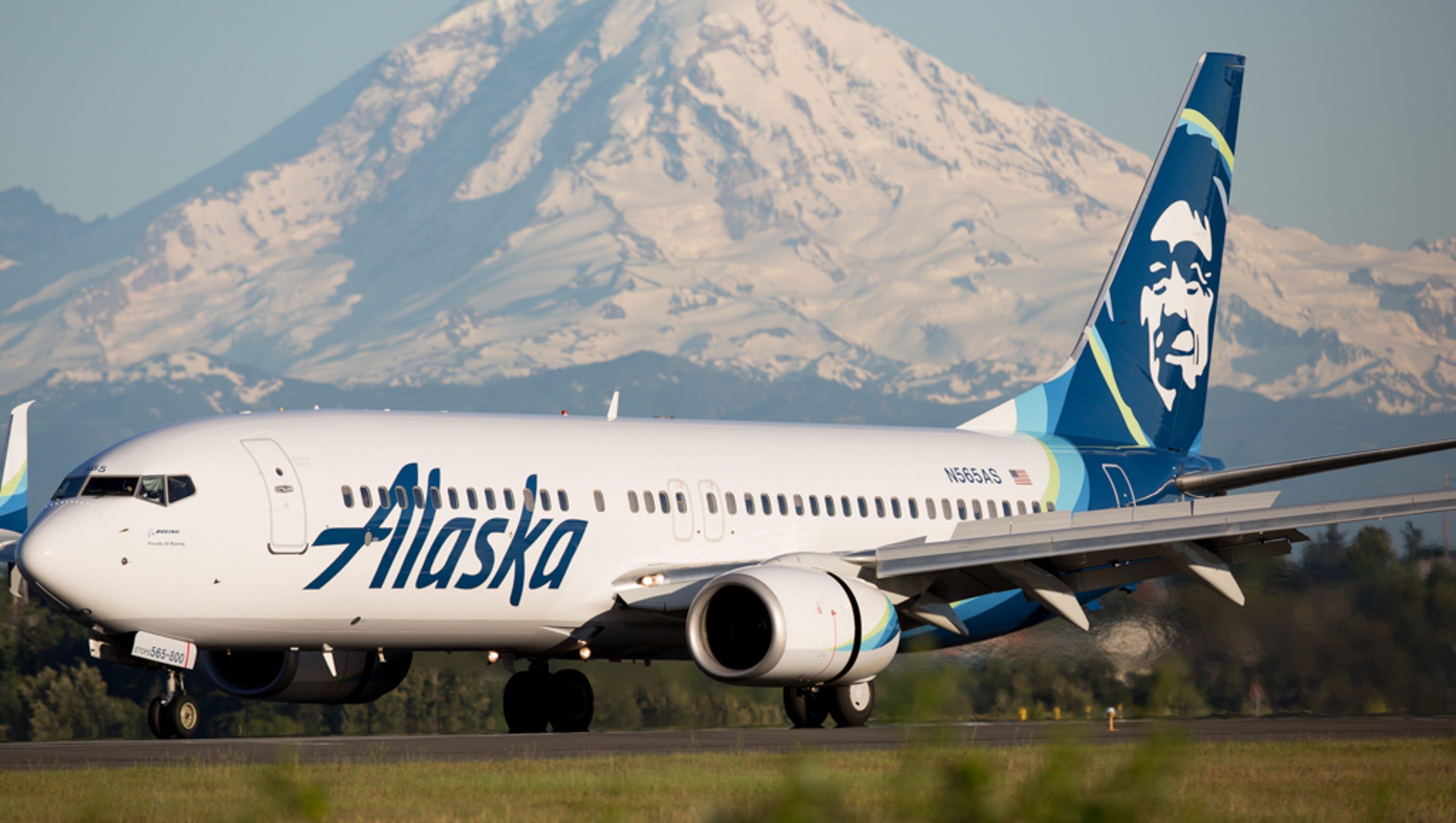Alaska Airlines Virgin America Begin Merger Process