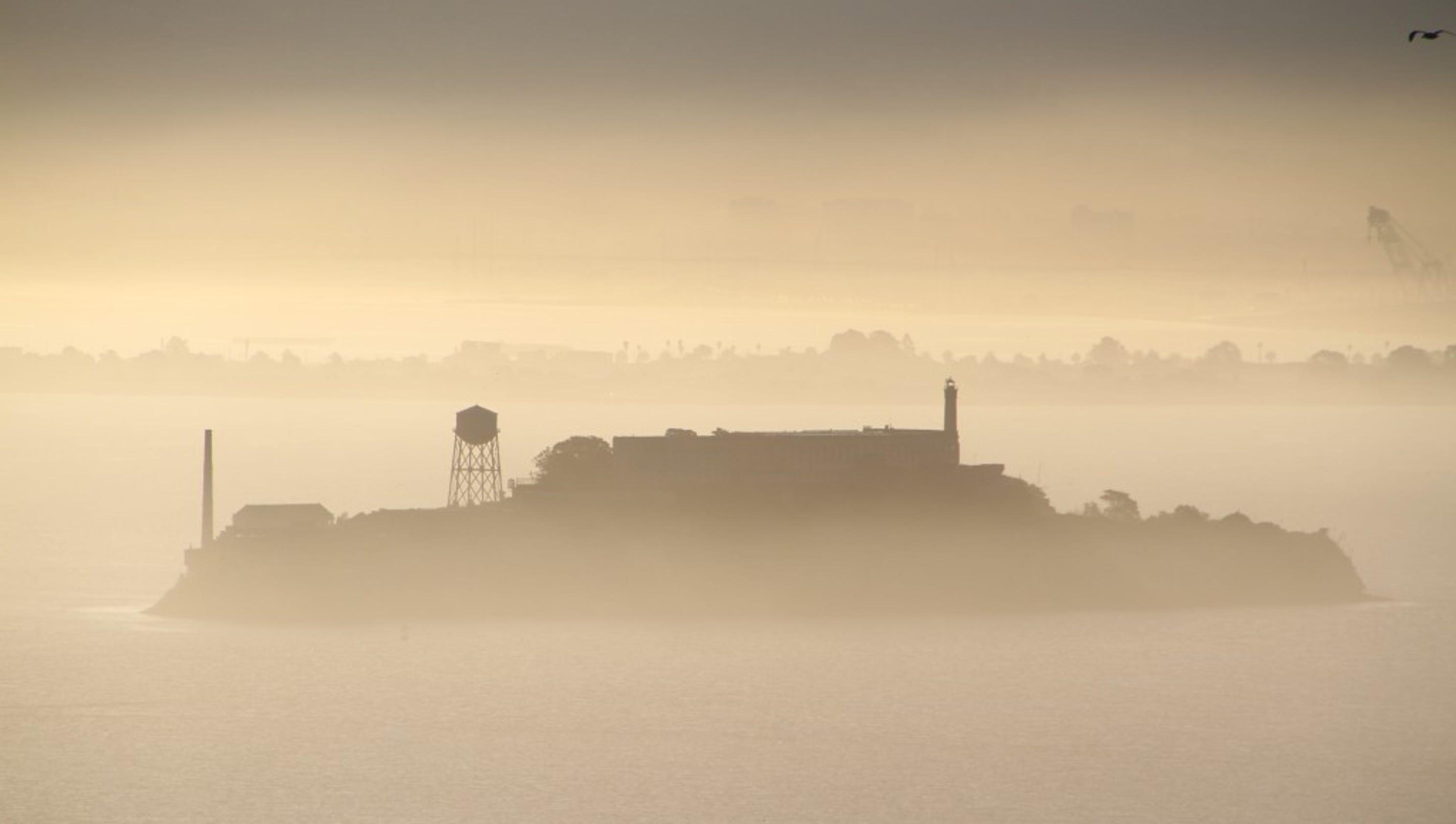 Alcatraz Island San Francisco Weather