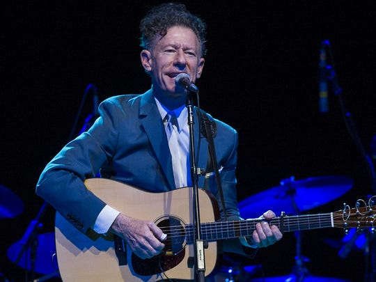 Lyle Lovett (pictured) will perform with John Hiatt at the Victory Theatre in Evansville on Jan. 17.