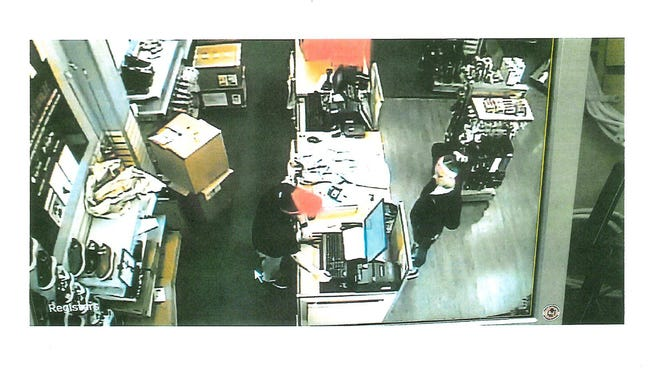 The Ardmore Police Department is asking for the public's assistance in identifying the individual pictured. The female is a potential suspect in a credit card fraud incident.
