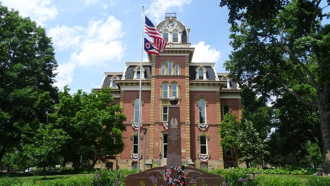 Coshocton County Common Pleas Courthouse