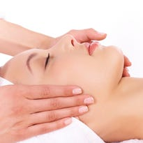 Massage helps to reduce stress, increase circulation and remove toxins among other things.