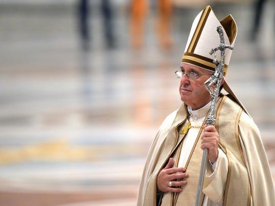 EPA VATICAN POPE REL BELIEF (FAITH) VAT
