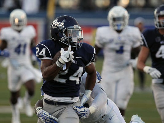 NCAA Football: Buffalo at Nevada