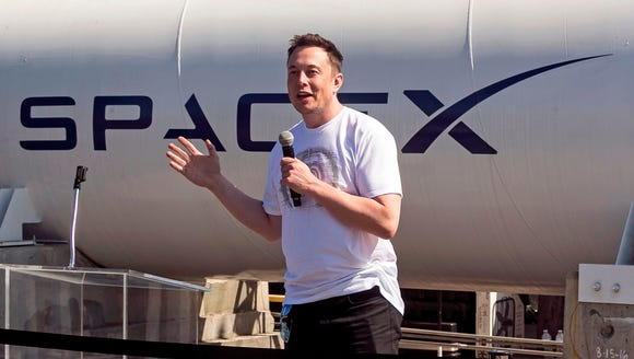 SpaceX CEO Elon Musk congratulates teams competing