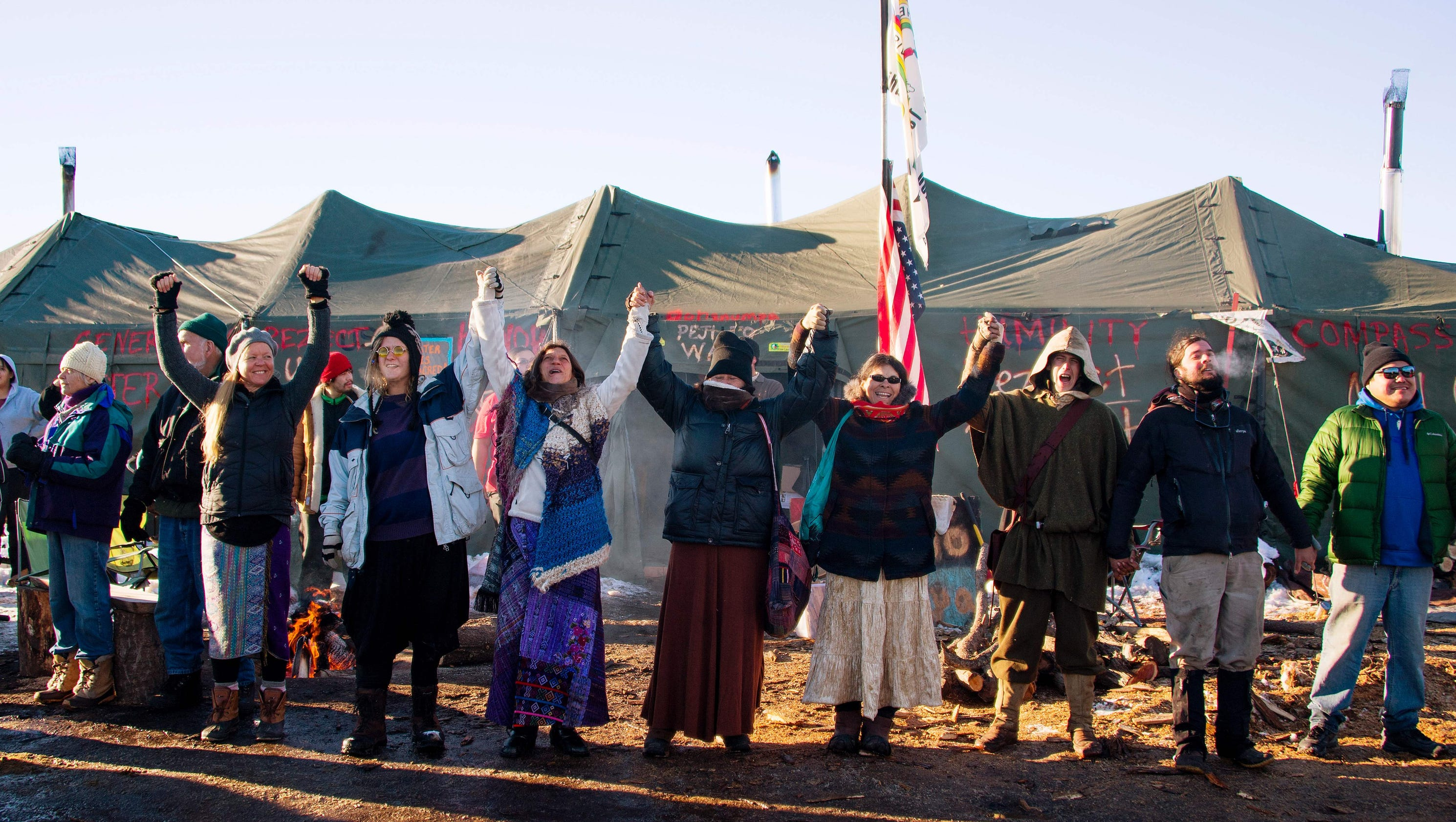 In North Dakota, chance for police and protesters to begin new dialogue: Column
