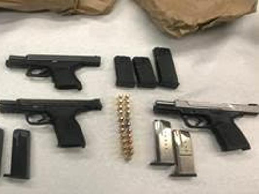 Ox Firearm Confiscation