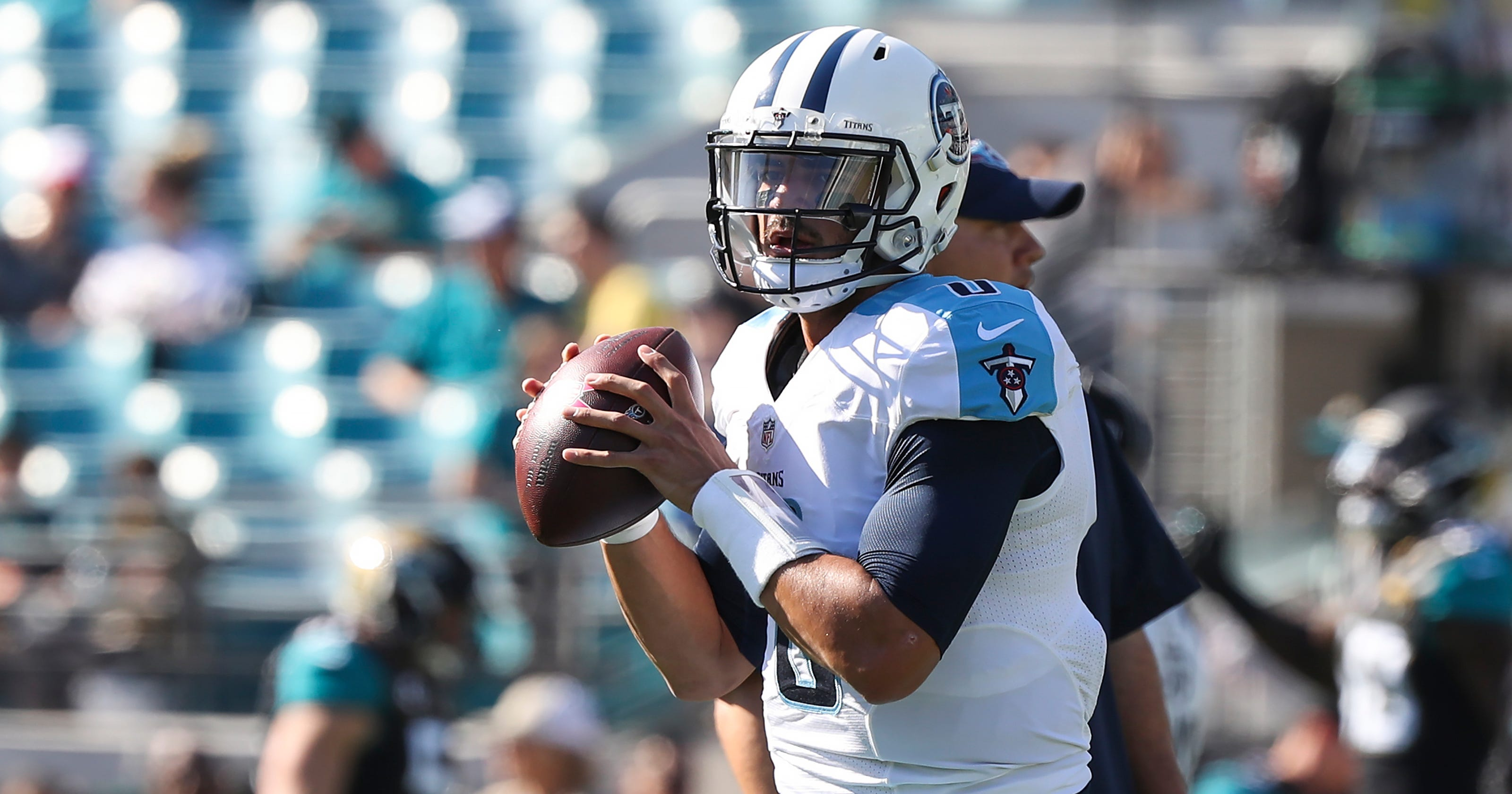 4827f2564fb Titans' Marcus Mariota out for season with fractured fibula