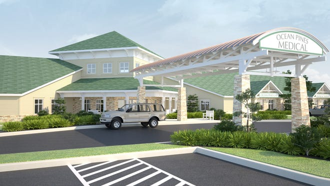 The Delmarva Health Pavilion Ocean Pines is set for a grand opening Oct. 28 at 4 p.m.