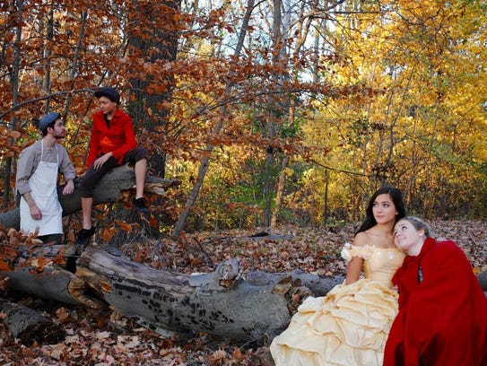 """Into the Woods"" will be performed Nov. 19-22 at the"