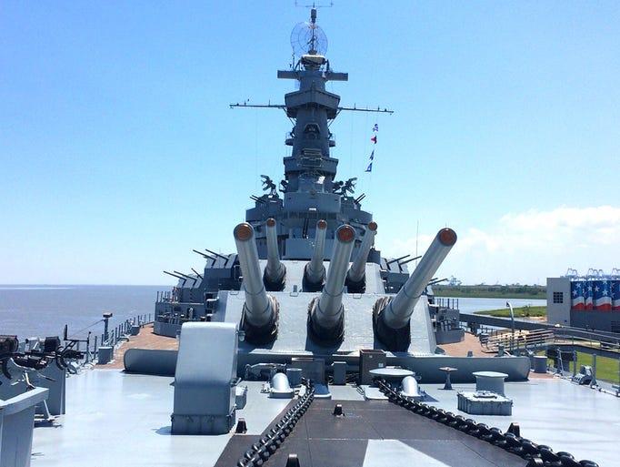 Alabama: Battleship USS Alabama. Top bookable experience: