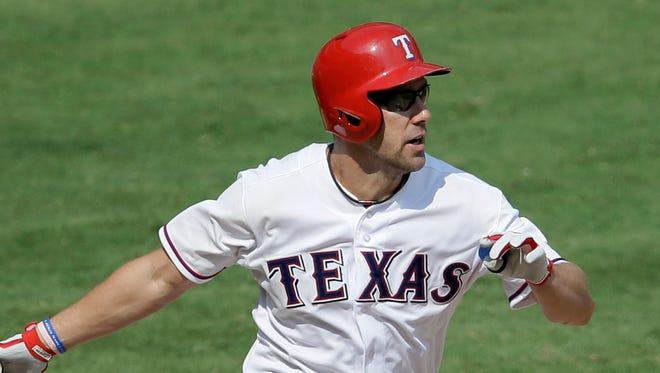 David Murphy had a down season in 2013, batting a career-low .220.