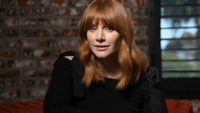 Bryce Dallas Howard is being named Harvard University's Hasty Pudding Theatrical's woman of the year.
