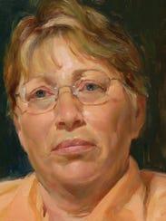 "Elaine Metz Dahl was part of Rose Frantzen's ""Portrait"