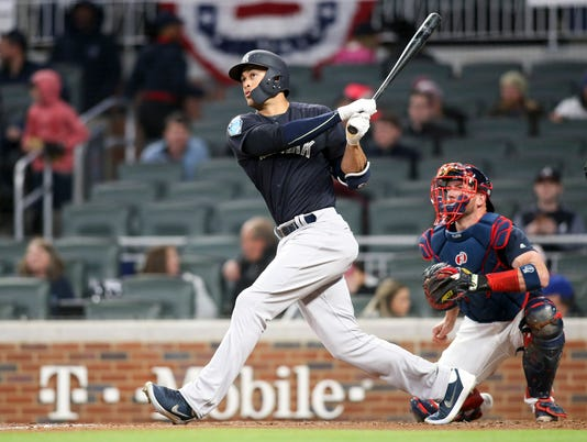 MLB: Spring Training-New York Yankees at Atlanta Braves