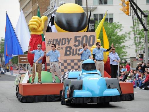 500 Fest Parade
