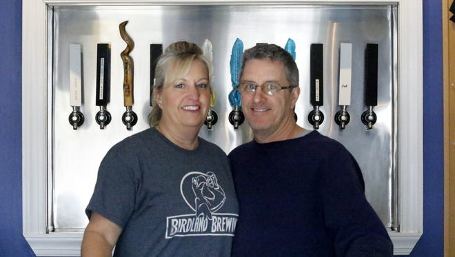 Dennis and Susan Edwards started Birdland Brewing Company in Horseheads in November of 2012.