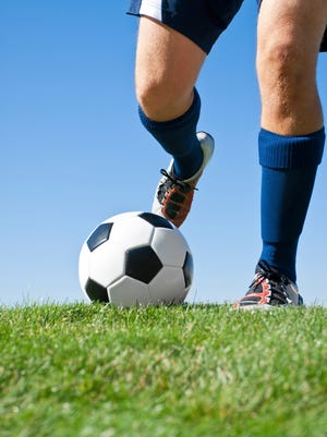 Come try FootGolf with reporter Kate DuHadway this weekend at The Falcon in East Lansing.