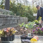 Master gardener David Bush brings his extensive knowledge of plants and trees to this demonstration garden at Lakeview Center.