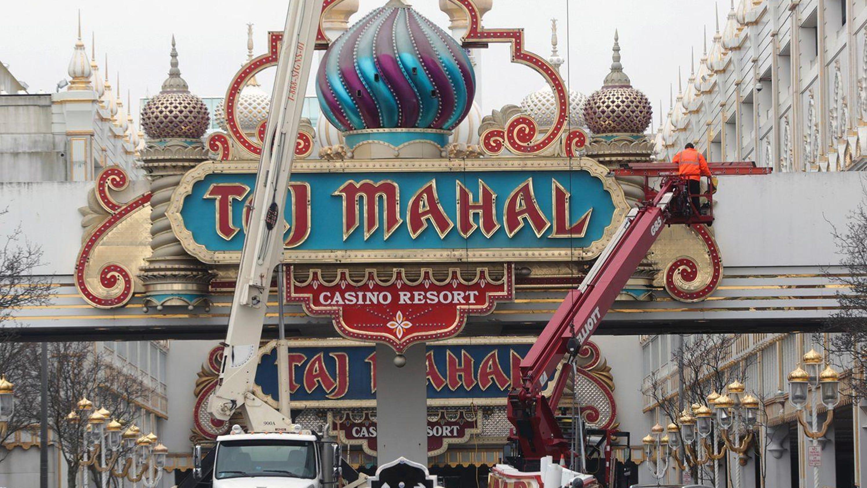 Trump Atlantic City Sale