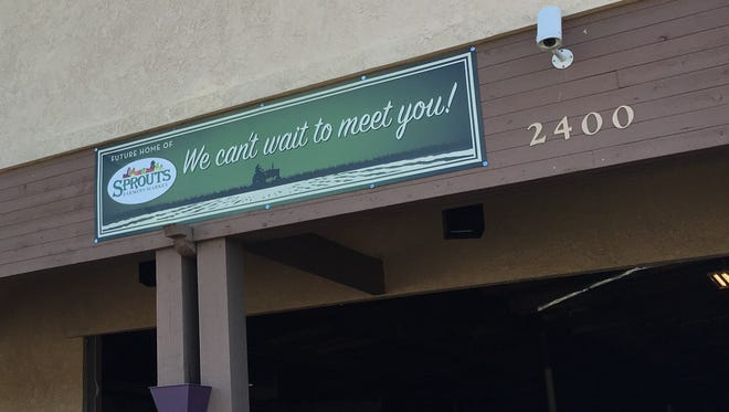 Sprouts will open its latest Ventura County market June 28 in the former Albertsons and Haggen grocery store space at Camarillo Village Square.