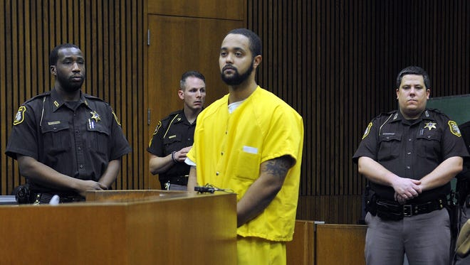 Carl Bruner faces the judge in court in this Jan. 5th, 2015 file photo.