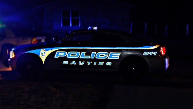 Gautier, Miss. police car