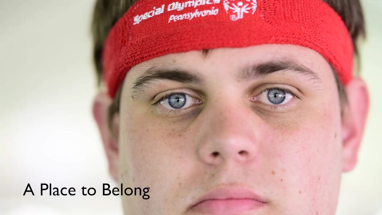 Donovan Beltz, 24, from Hanover was diagnosed with autism in 2001. After his first year in the Special Olympics, Donovan says he has found his purpose.