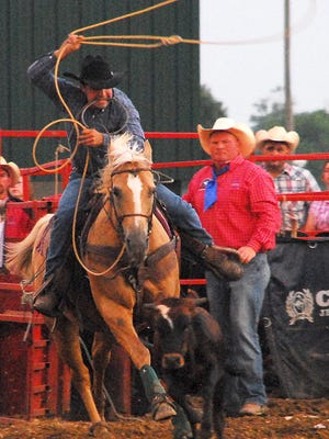 The Bold Enough Challenge Rodeo is set for July 8-9 at Triple Creek Park in Gallatin.