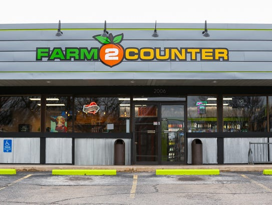 A new Springfield convenience store, Farm 2 Counter,