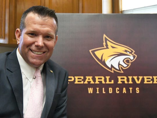 Adam Breerwood has been president of Pearl River Community