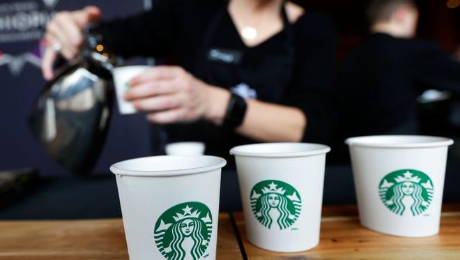 Starbucks has high hopes for the flat white.