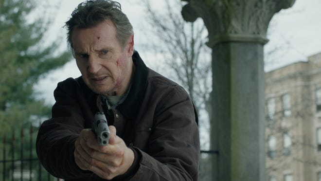 "Liam Neeson stars in ""Honest Thief.""   Credit : Open Road Films"