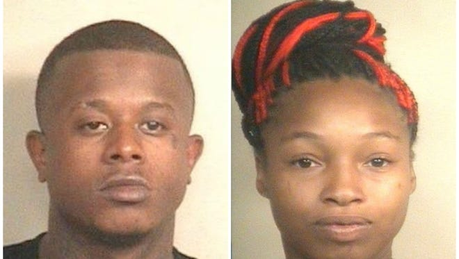 Darion Givens and Crystal Chancellor are facing capital murder warrants in the death of Juan Carlos.