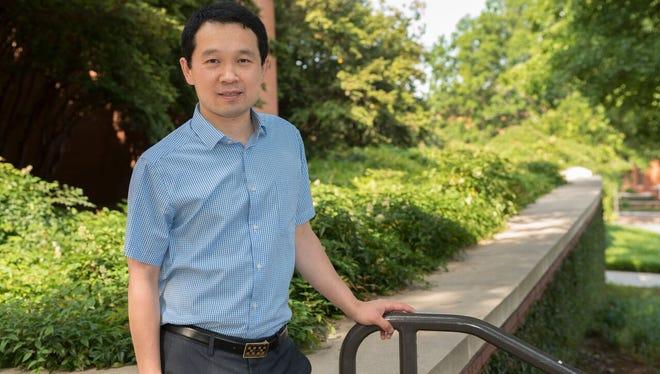 Hongxin Hu is an assistant professor in Clemson University's School of Computing.