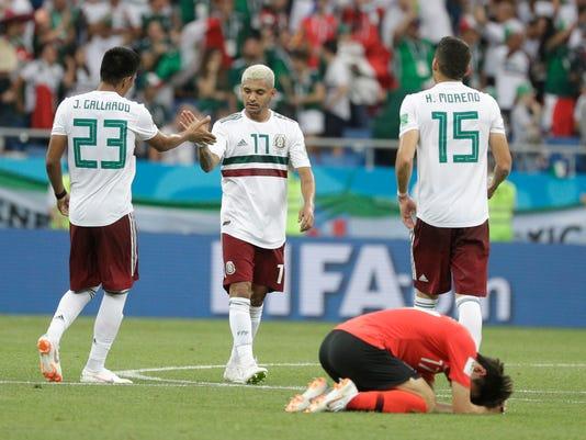 Mexico-South-Korea-Soccer