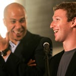 Mark Zuckerberg promises Cory Booker to protect Black Lives Matter from improper surveillance